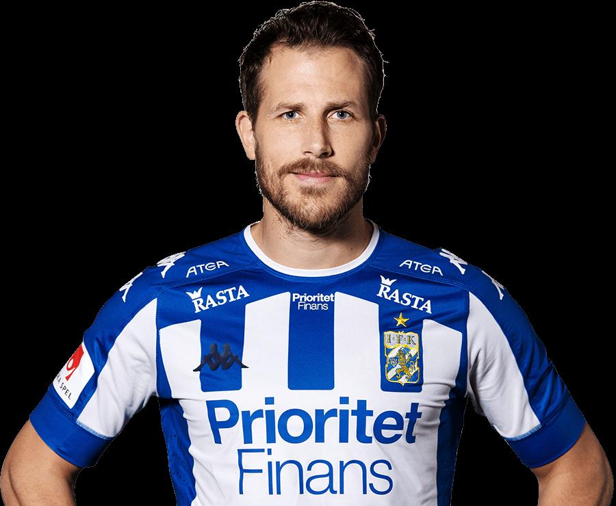 Tobias Hysen porträtt 2018