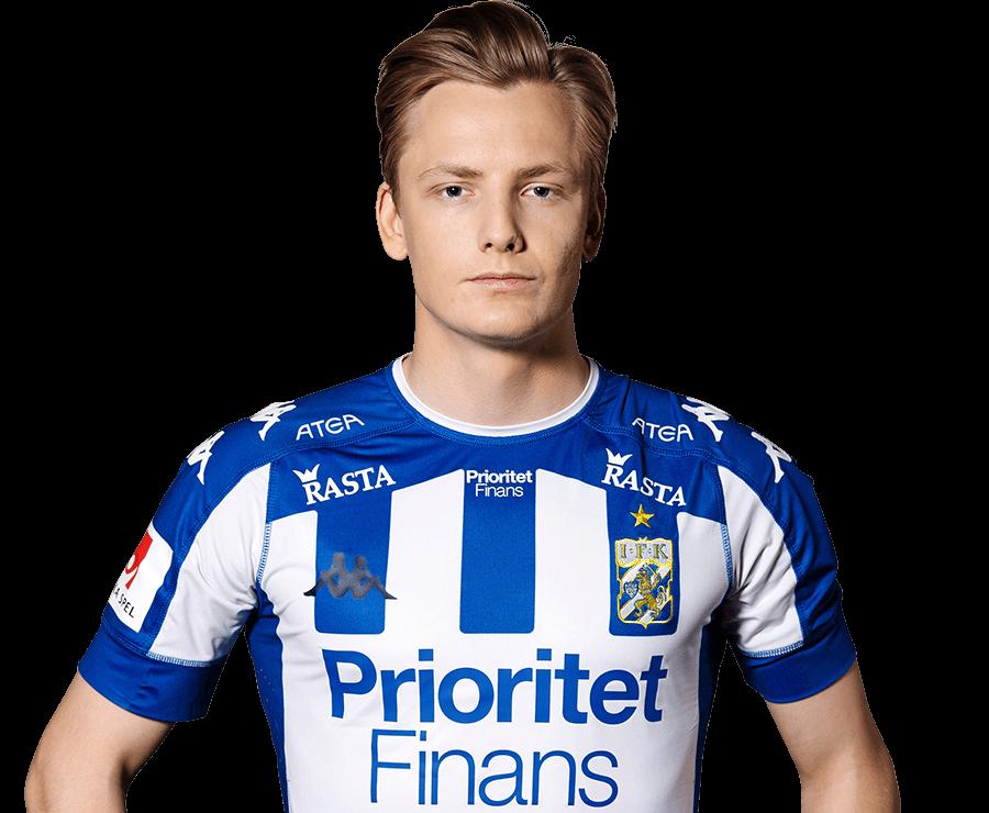 Billy Nordström porträtt 2018