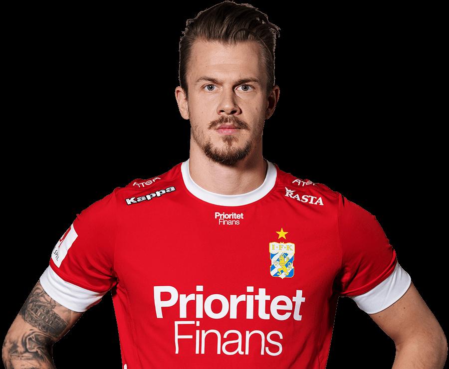 Erik Dahlin porträtt 2018