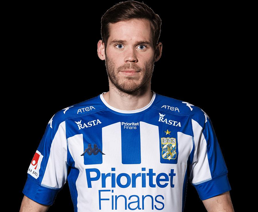 Emil Salomonsson porträtt 2018