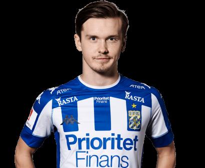 Patrik Karlsson Lagemyr porträtt 2018