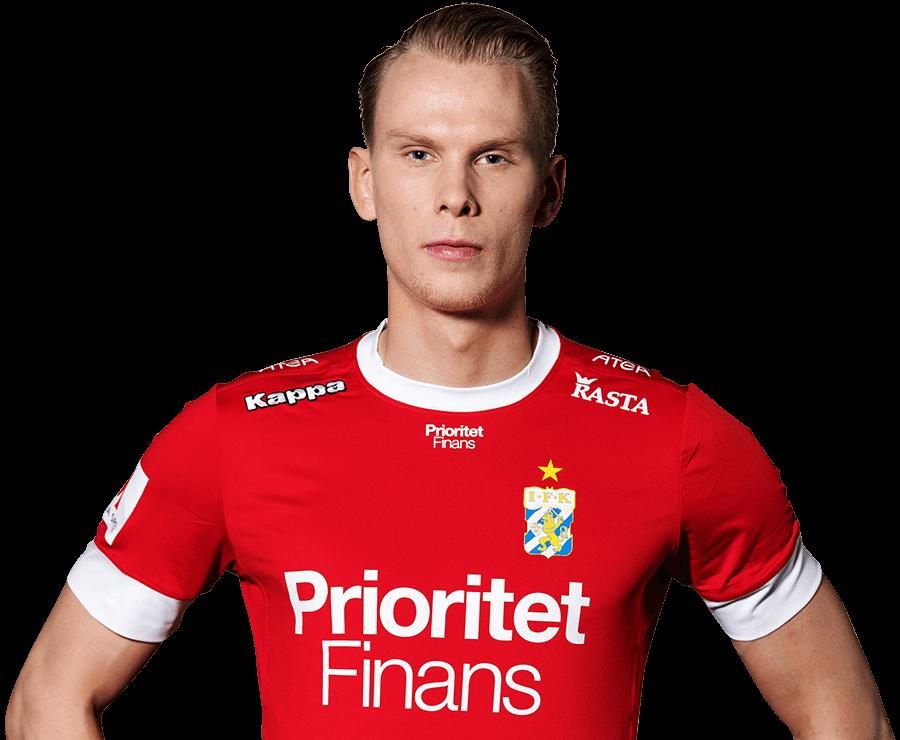 Pontus Dahlberg porträtt 2018