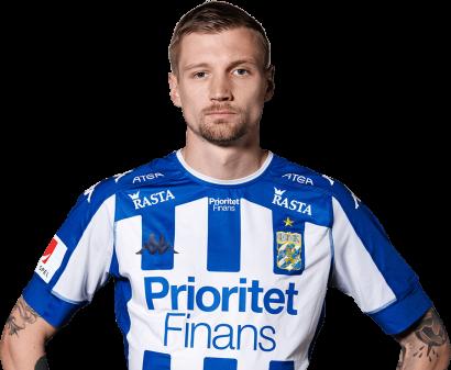 Sebastian Eriksson porträtt 2018