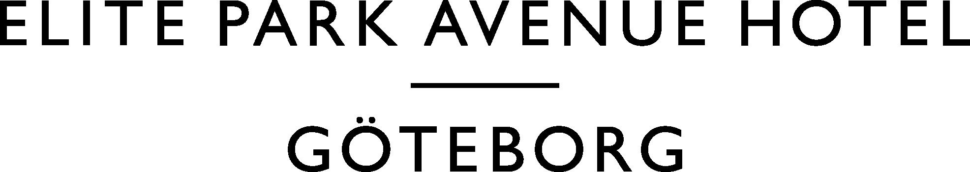 Göteborg - Elite Park Avenue Hotel logo 180208