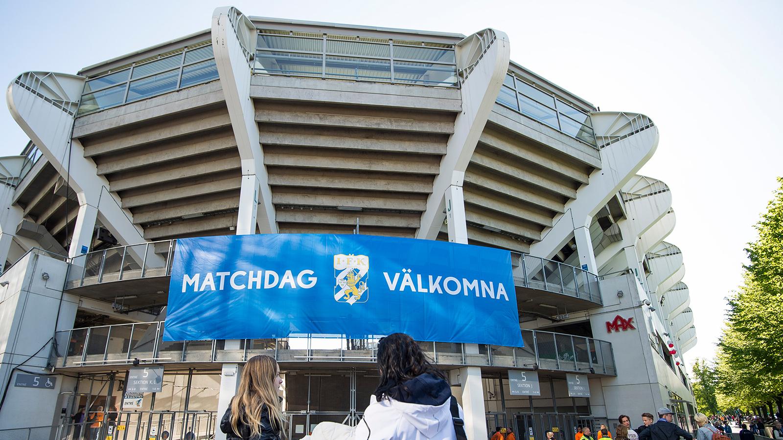 Matchdag 2017 Gamla Ullevi