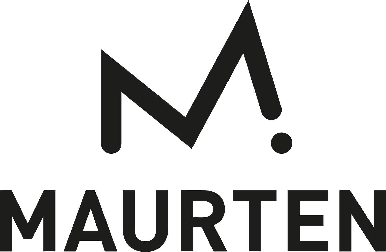 Maurten logo svart 2017