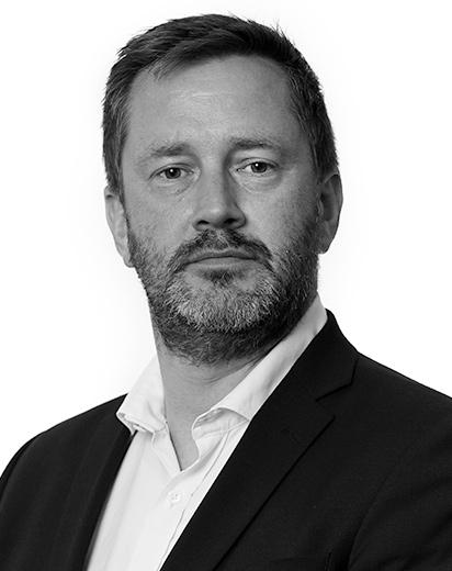 Andreas Johansson porträtt 2018