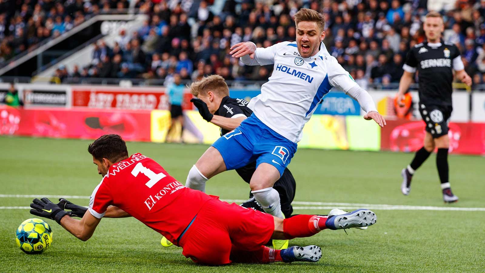 IFK Göteborg: Tack för den trean, Giannis