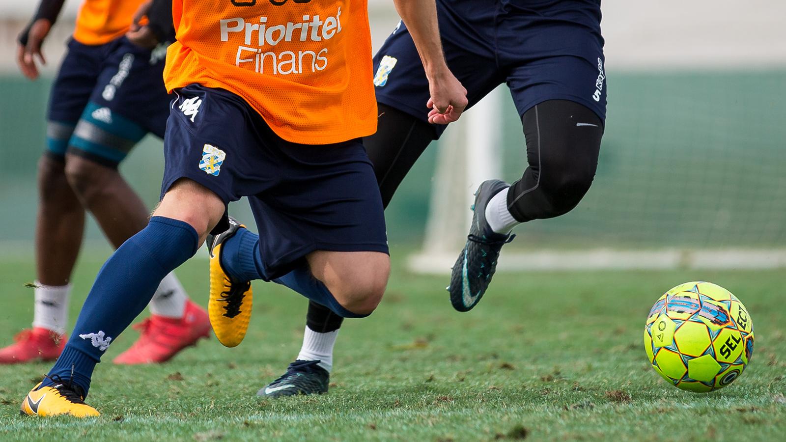 Genre fotboll ben skor träning 2018 spanien