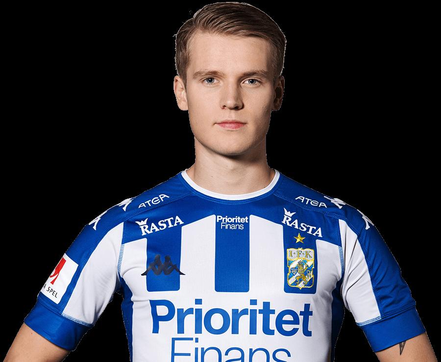 Mikael Ingebrigtsen porträtt 2018