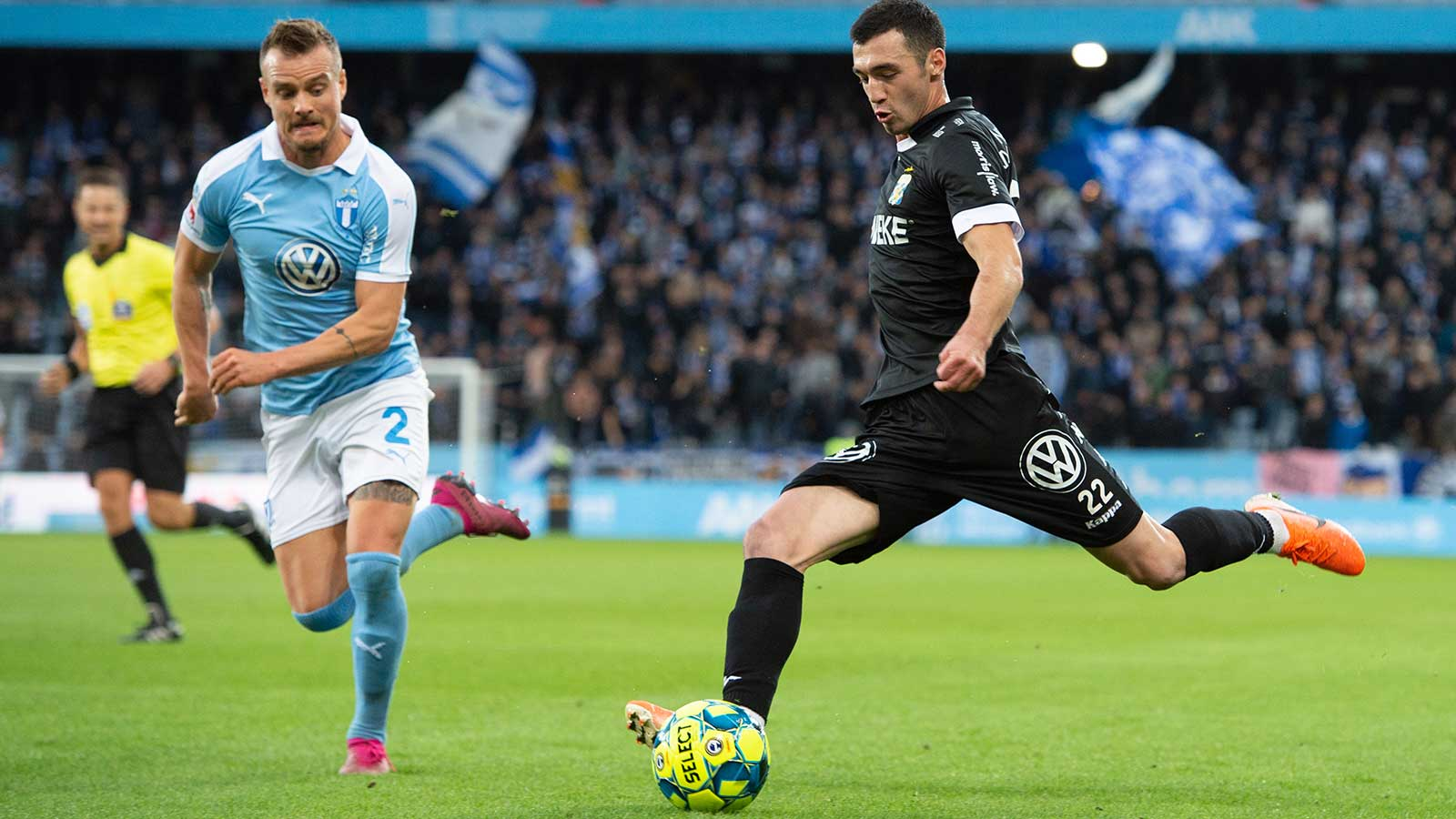 IFK Göteborg: Förlust mot Malmö