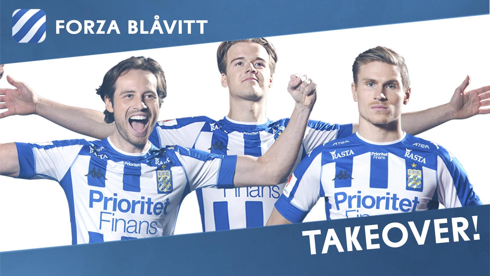 Takeover Forza Blåvitt
