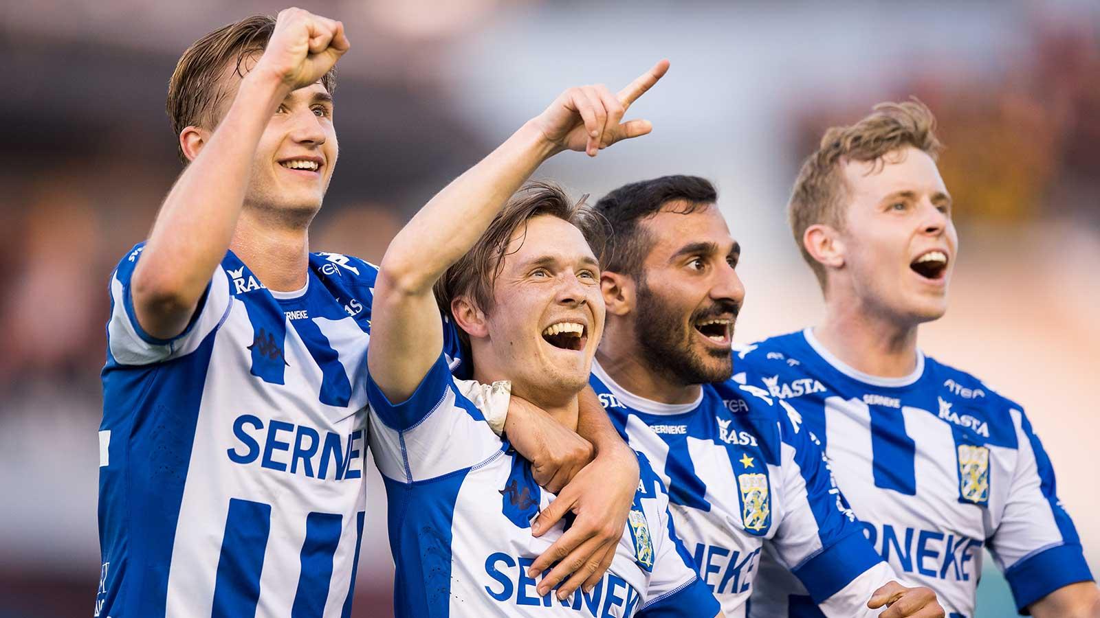 Allsvenskans omgångar 23-28 nu fastställda