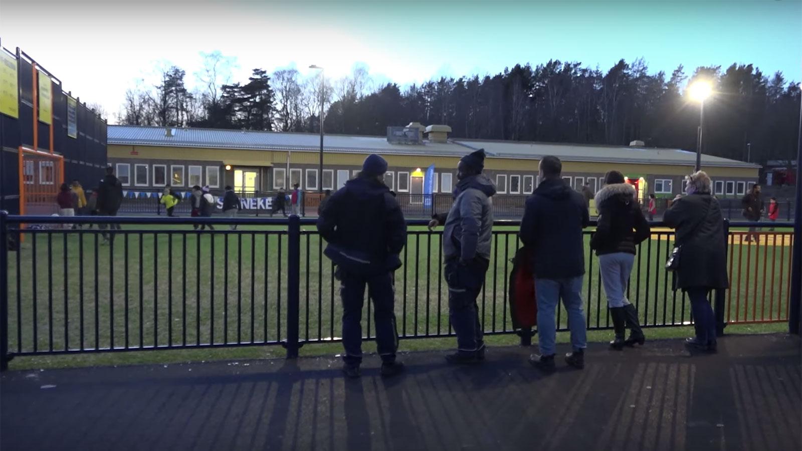 IFK Göteborg: Planer för framtiden: Invigning Hammarkullen