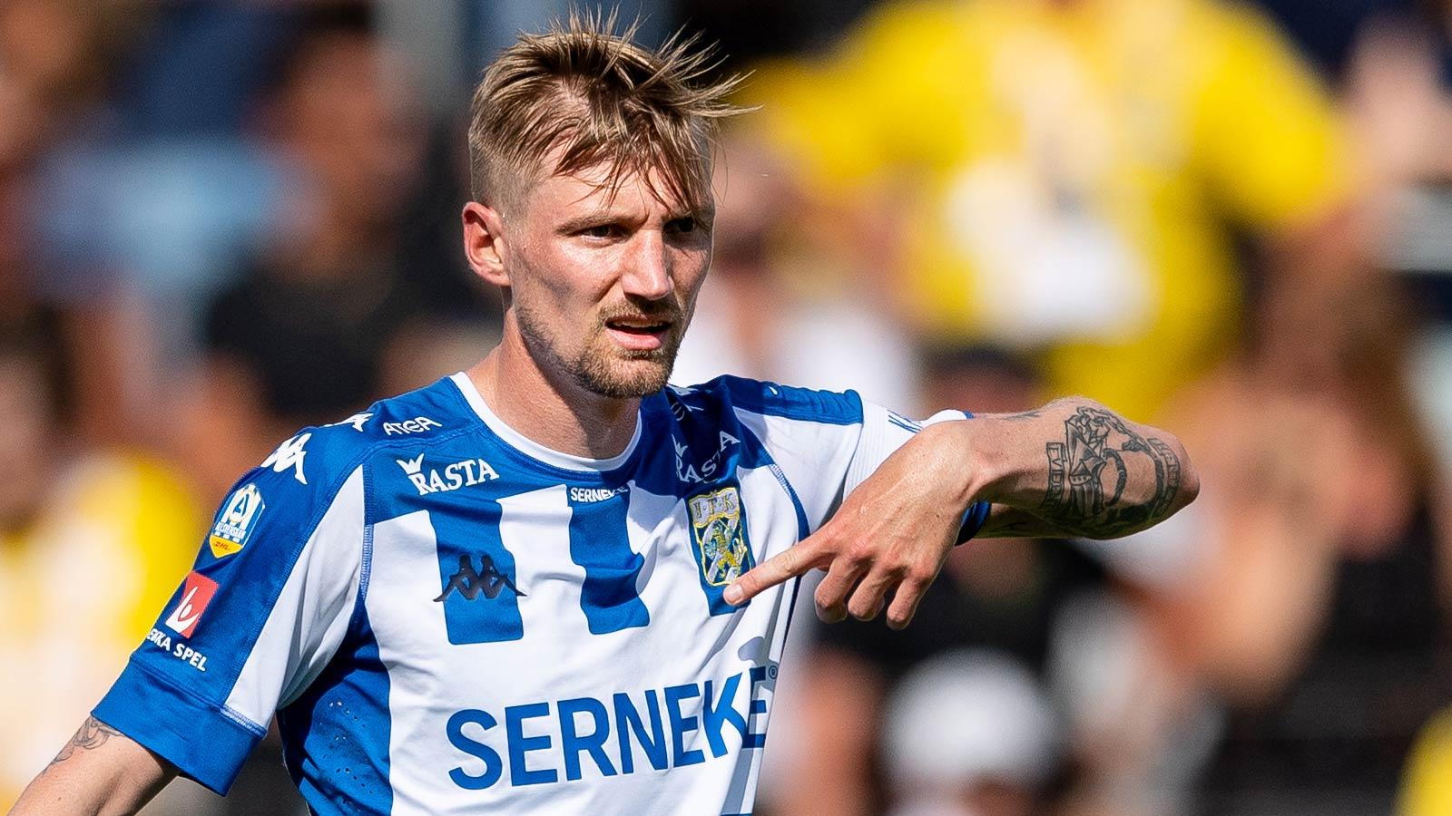 IFK Göteborg: Elvan mot MFF