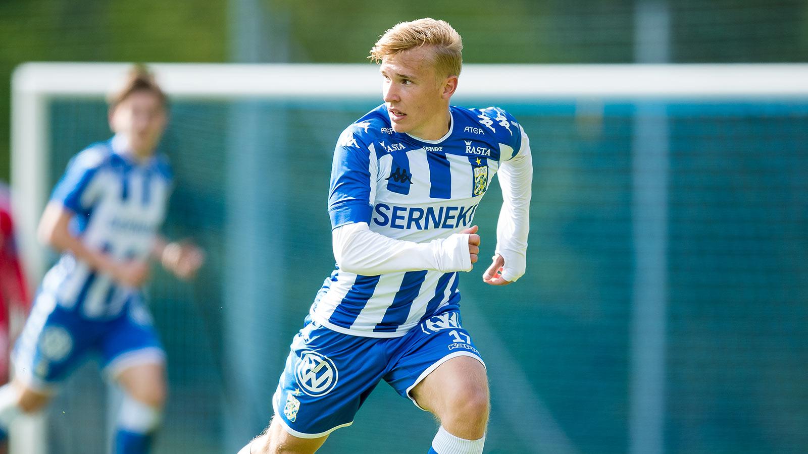 IFK Göteborg: Förlust för U21 mot HBK