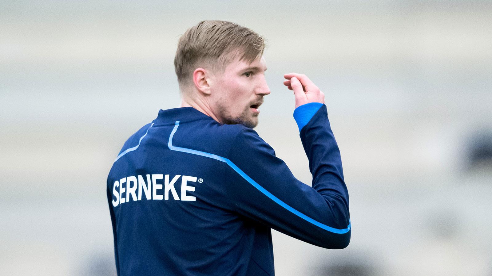 Sebastian Eriksson till Genoa
