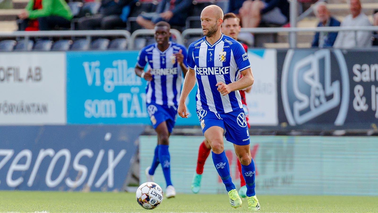 U21-truppen mot FC Trollhättan